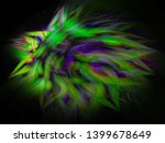 abstract art screensaver.... | Shutterstock . vector #1399678649
