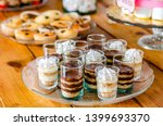 Dessert Shooters And Cupcakes...