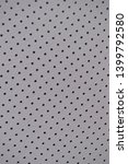 white perforated board small... | Shutterstock . vector #1399792580