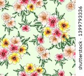 abstract elegance seamless... | Shutterstock .eps vector #1399793336