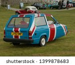 6th May 2019  A Reliant Robin...