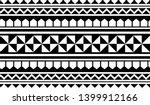 tattoo tribal maori pattern ... | Shutterstock .eps vector #1399912166