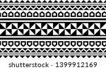 tattoo tribal maori pattern ... | Shutterstock .eps vector #1399912169