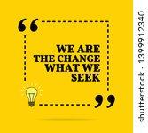 inspirational motivational... | Shutterstock . vector #1399912340