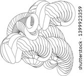 vector illustration of a... | Shutterstock .eps vector #1399923359