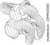 vector illustration of a... | Shutterstock .eps vector #1399923383