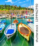 nice  france   may 10  2013 ... | Shutterstock . vector #1399962950