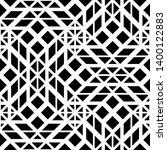 design seamless monochrome... | Shutterstock .eps vector #1400122883
