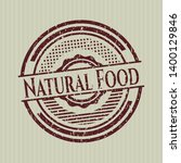 red natural food distress... | Shutterstock .eps vector #1400129846