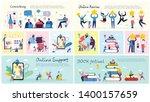 vector illustrations of the...   Shutterstock .eps vector #1400157659