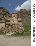 armenia  noravank circa may... | Shutterstock . vector #1400326880