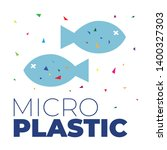 Microplastic Particles In The...