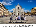 Piazza Santa Croce With The...