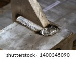 Aluminium Weld By Arc Welding...