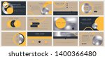 this template is the best as a...   Shutterstock .eps vector #1400366480