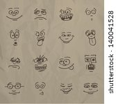 Emoticons   Sketch On A...