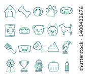 vector icons set for creating... | Shutterstock .eps vector #1400422676