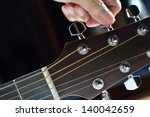 Hand Tuning A Guitar From...