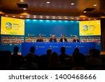 rio de janeiro  brazil   may 16 ... | Shutterstock . vector #1400468666