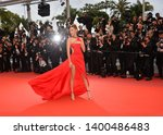 cannes  france. may 17  2019 ... | Shutterstock . vector #1400486483
