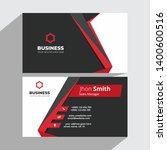 creative and modern business... | Shutterstock .eps vector #1400600516