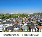 Residential Area Near Tokyo ...