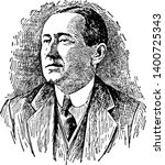 Guglielmo Marconi 1874 to 1937 he was an Italian inventor and electrical engineer famous for his pioneering work on long to distance radio transmission and for his development of Marconis law vintage