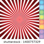 starburst  sunburst background. ... | Shutterstock .eps vector #1400757329