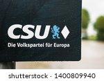 munich  germany   may 2019 ... | Shutterstock . vector #1400809940