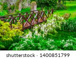 Fairy Tale Bridge Vivid Green...