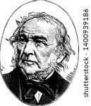 william ewart gladstone  1809... | Shutterstock .eps vector #1400939186