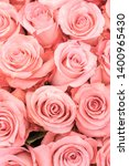 background of pink and peach... | Shutterstock . vector #1400965430