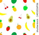 eps 10 vector. seamless pattern ... | Shutterstock .eps vector #1401026936