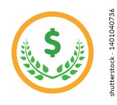 pay per click vector icon.... | Shutterstock .eps vector #1401040736