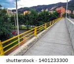 Pedestrian Bridge In...