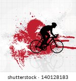 sport illustration | Shutterstock . vector #140128183