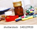Various Pills For Various...
