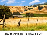 California Landscape With...