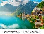 Picturesque Alpine Village...