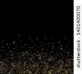 gold glitter stars. luxury...   Shutterstock .eps vector #1401400070