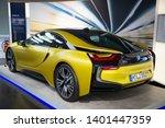 munich   germany april 20  2019 ... | Shutterstock . vector #1401447359