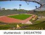 munich   germany april 20  2019 ... | Shutterstock . vector #1401447950