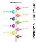 presentation business... | Shutterstock .eps vector #1401496430