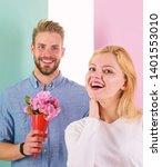 Boyfriend Bring Bouquet Flower...