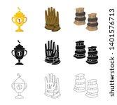 isolated object of equipment...   Shutterstock .eps vector #1401576713
