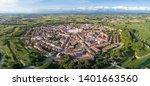 Palmanova City Panoramic Aerial ...