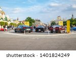 prague   czech republic   may... | Shutterstock . vector #1401824249