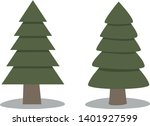 two vector illustrations of... | Shutterstock .eps vector #1401927599