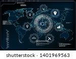 internet of things  iot  ... | Shutterstock .eps vector #1401969563