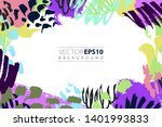 horizontal background with copy ...   Shutterstock .eps vector #1401993833